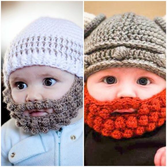 84aa60b01b0 ... Baby Beard Beanie. M 5b5e60715c4452dd79df75c2